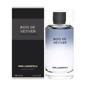 Karl Lagerfeld - Bois De Vetiver 100ml EDT Spray For Men