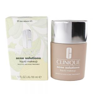 Clinique - Anti-Blemish Solutions Liquid Makeup - Shade 01 Fresh Alabaster 30ml