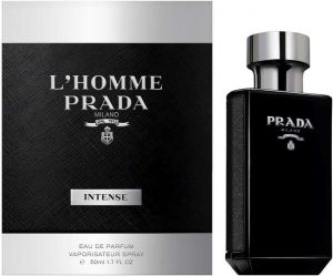 Prada - L'Homme Intense EDP 50ml Spray For Men