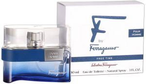 Salvatore Ferragamo - By Ferragamo Free Time EDT 30ml Spray For Men