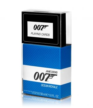 James Bond - Ocean Royale M EDT 50ml & Playing Cards