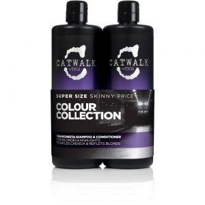 TIGI - Catwalk - Fashionista Shampoo & Conditioner Tween x 750ml