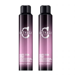 TIGI - Catwalk - Sleek Mystique Haute Iron Spray 200ml x Pack of 2