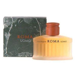 Laura Biagiotti - Roma Uomo EDT 125ml Spray For Men