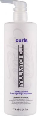 Paul Mitchell - Curls Spring Loaded Frizz Fighting Shampoo 710ml