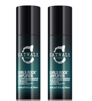 TIGI - Catwalk - Curls Rock Amplifier 150ml x Pack of 2