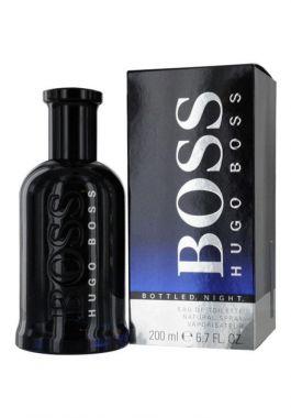 Hugo Boss - Bottled Night 200ml EDT Spray For Men