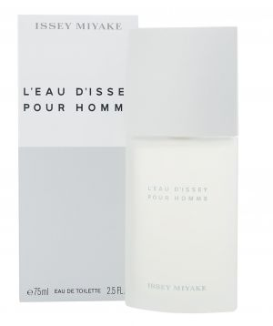 Issey Miyake - L Eau D'Issey Pour Homme EDT 75ml Spray For Men