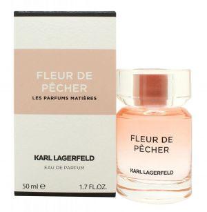 Karl Lagerfeld - Fleur De Pecher EDP 50ml Spray For Women