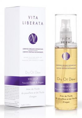 Vita Liberata - Dry Oil Dew with Oil of Passion Flower and Argan SPF25 75ml