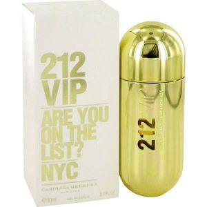 Carolina Herrera - 212 VIP EDP 80ml Spray For Women
