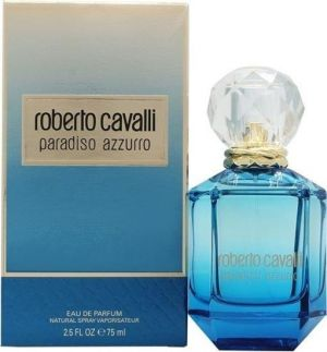 Roberto Cavalli - Paradiso Azzurro EDP 75ml Spray For Women