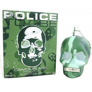 Police - To Be Camouflage 125ml EDT Spray For Men