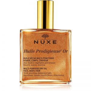Nuxe - Huile Prodigieuse Golden Shimmer Multi Purpose Usage Dry Oil 100ml