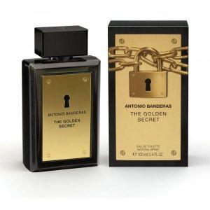 Antonio Banderas - The Golden Secret EDT 100ml Spray For Men