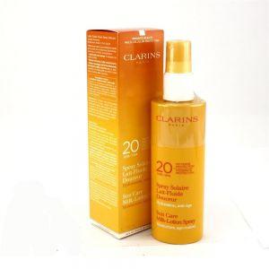 Clarins - Sun Care Milk Lotion Spray UVB20 150ml