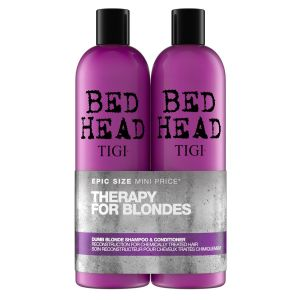 TIGI - Bed Head - Dumb Blonde Shampoo & Conditioner Tween x 750ml