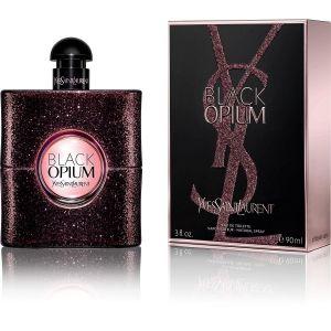 Yves Saint Laurent (YSL) - Black Opium EDT 90ml Spray For Women