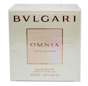 Bulgari - Omnia Crystalline EDT 40ml Spray For Women