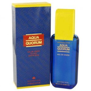 Antonio Puig - Aqua Quorum 100ml EDT Spray For Men