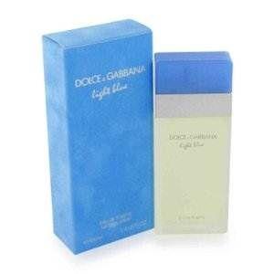 Dolce & Gabbana (D&G) - Light Blue EDT 50ml Spray For Women