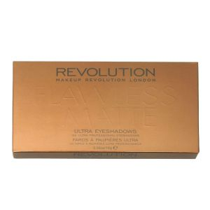 Makeup Revolution - Ultra Eyeshadows - Flawless Matte Palette 32 Shades