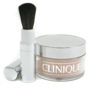 Clinique - Blended Face Powder & Brush - Shade Transparency 3 35g