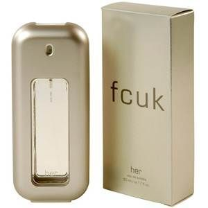 FCUK - FCUK Her EDT 100ml Spray For Women