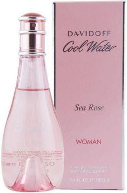 Davidoff - Cool Water Sea Rose Woman EDT 100ml Spray For Women