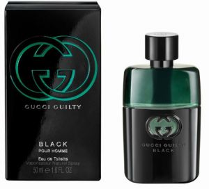 Gucci - Guilty Black Pour Homme EDT 50ml Spray For Men