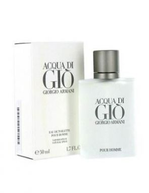 Giorgio Armani - Acqua Di Gio 50ml Eau De Toilette Spray For Men