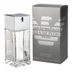 Emporio Armani - Diamonds for Men M EDT 75ml Spray