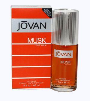 Jovan - Musk Cologne 88ml Spray For Men