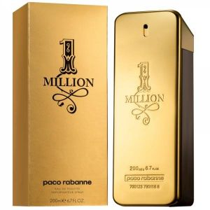 Paco Rabanne - 1 Million EDT 200ml Spray For Men