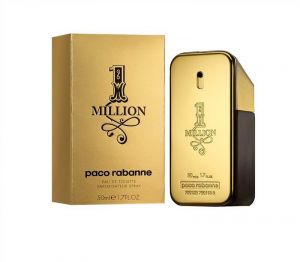 Paco Rabanne - 1 Million EDT 50ml Spray For Men
