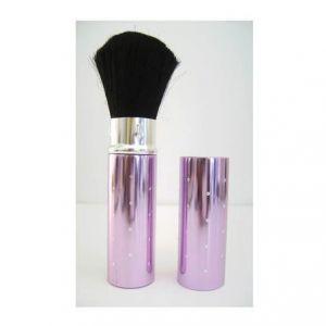 Royal - Diamante Retractable Blusher/Powder Brush Pink