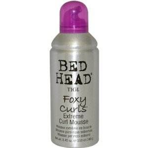 TIGI - Bed Head - Foxy Curls - Extreme Curls Mousse 250ml