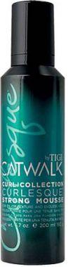 TIGI - Catwalk - Curlesque Strong Mousse 200ml