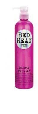 TIGI - Bed Head - - Dumb Blonde - Shampoo 400ml