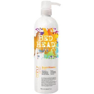 TIGI - Bed Head - Colour Combat - Dumb Blonde - Shampoo For After Highlights 750ml