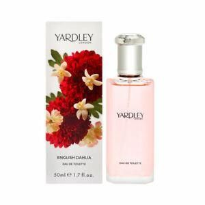 Yardley - English Dahlia EDT 50ml Spray For Women