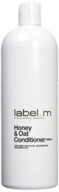 Label M - Honey & Oat Conditioner 1000ml
