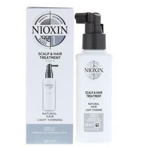 Nioxin - System 1 - Scalp Treatment 100ml (New Packaging)