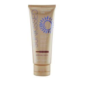 Sunkissed - Gradual Tan Lotion Medium/Dark 200ml