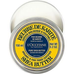 L'Occitane - Organic Shea Butter 150ml