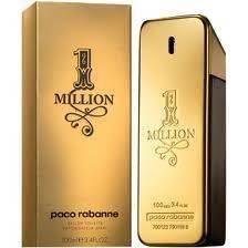 Paco Rabanne - 1 Million EDT 100ml Spray For Men