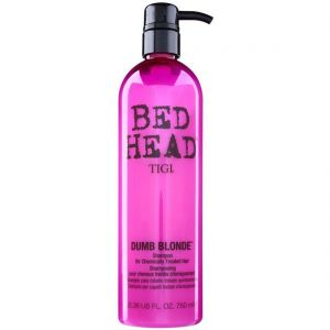 TIGI - Bed Head - Dumb Blonde Shampoo (Old Packaging) 750ml