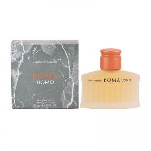 Laura Biagiotti - Roma Uomo 75ml After Shave Lotion For Men
