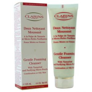 Clarins - Gentle Foaming Cleanser with Tamarind 125ml (Combination/Oily)