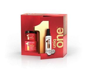 Revlon - Uniq One Set - Hair Mask 300ml + Coconut Treatment 150ml